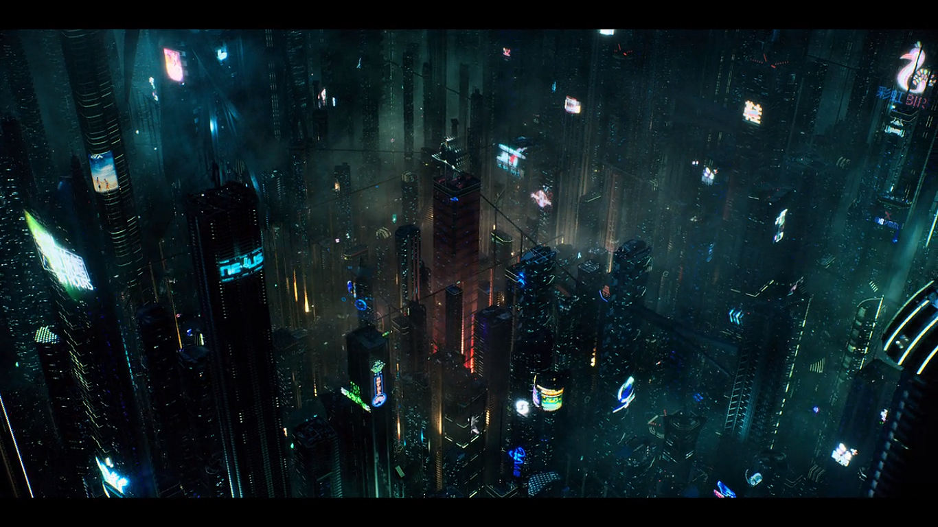 Review Altered Carbon